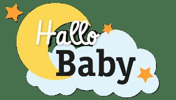 Hallo Baby Logo