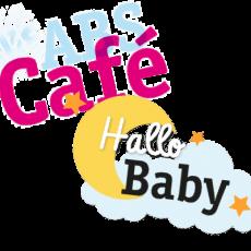 HalloBaby und ABS Cafe logos